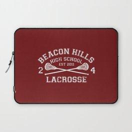 Beacon Hills Lacrosse Laptop Sleeve
