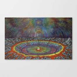 A Window to the Universe Canvas Print