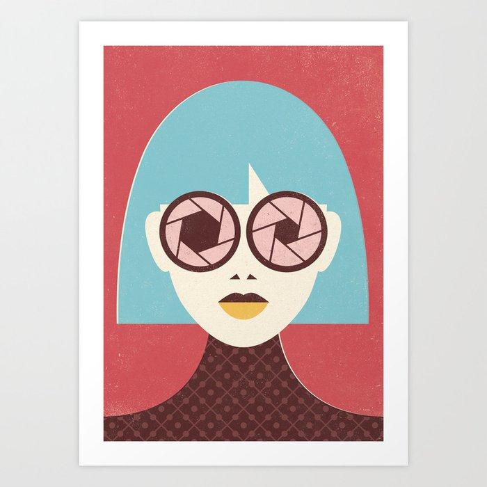20/20 (1980s) Art Print
