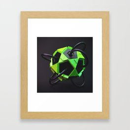 TETRA Framed Art Print