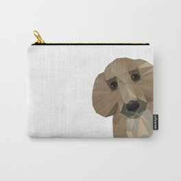 Hallo! My name is Doggy-Pooh Carry-All Pouch