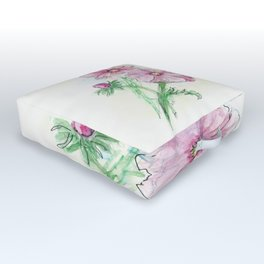 Minute Waltz Outdoor Floor Cushion