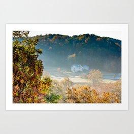 Birdsong Hollow - Natchez Trace Art Print