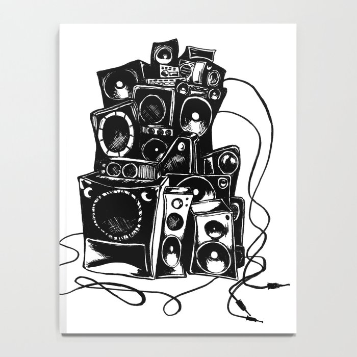 boombox Notebook