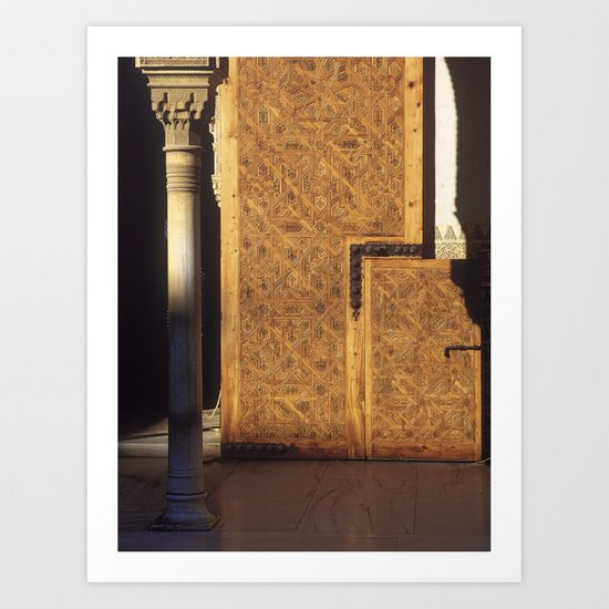 Arrayanes door Art Print