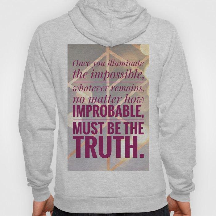illuminate the impossible Hoody
