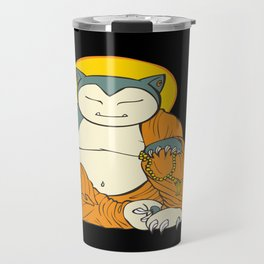 Snorlax Travel Mug