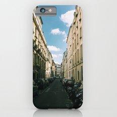 Spring in Paris - Le Marais Street Scene Slim Case iPhone 6s