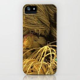 Jetsam One iPhone Case