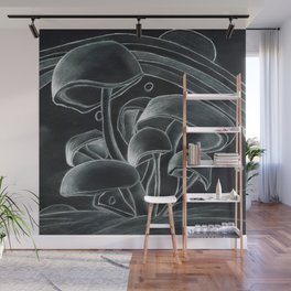 Mush to the Room Wall Mural