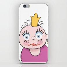 Little Princess 1 iPhone & iPod Skin