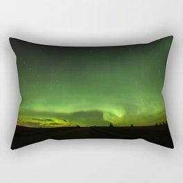 Natures Night Lights. Rectangular Pillow