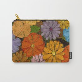Flower Power #7 Carry-All Pouch