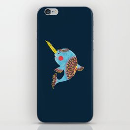 The Narwhal iPhone Skin