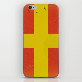 Nautical Flag iPhone Skin