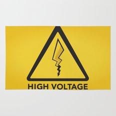 High Voltage Rug