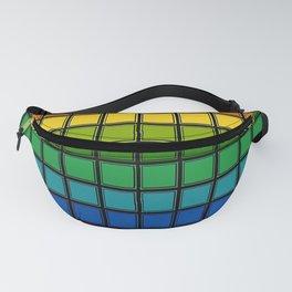 Rainbow Chex Echo Fanny Pack