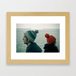 Ports Framed Art Print