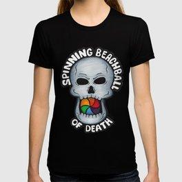 Spinning Beachball of Death T-shirt