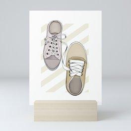 Tied to You Mini Art Print