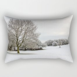 Winter is here Rectangular Pillow