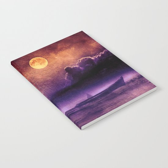purple trip Notebook