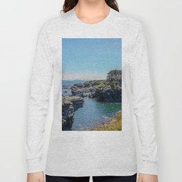 ochrepit cove Long Sleeve T-shirt