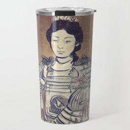 Onna-bugeisha Travel Mug