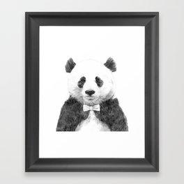 Zhu Framed Art Print