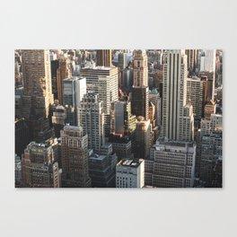 NYC 12 Canvas Print