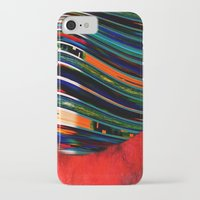 rave iPhone & iPod Cases featuring Rave by Neelie