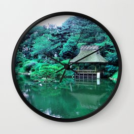 My Lonely Place (Japan) Wall Clock