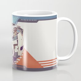 Mass Effect : Shep & Garrus v.2016 Coffee Mug