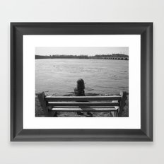 Rising Waters Framed Art Print