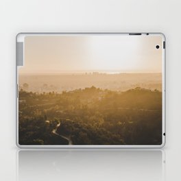 Golden Hour - Los Angeles, California Laptop & iPad Skin