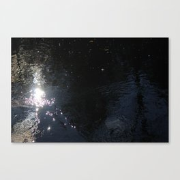 The Wave You Move Canvas Print