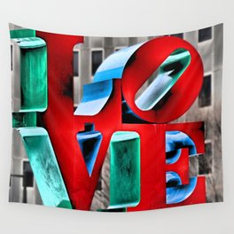 Love from Philly Wall Tapestry