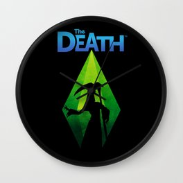 The Death™ Wall Clock