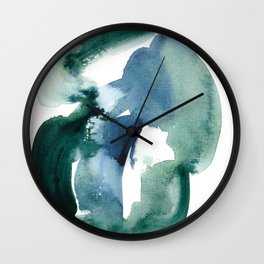 14   | 190816 | Surrender | Abstract Watercolour Painting Wall Clock
