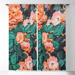 Vintage Blossom || #photography #nature #digitalart Blackout Curtain