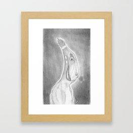 Coho Villager Framed Art Print