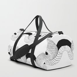 Jacob the snacob Duffle Bag