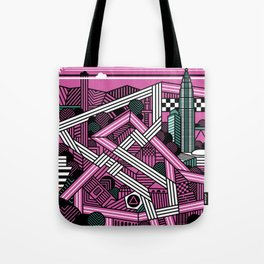 KL city grand prix Tote Bag