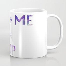 You + Me = OTP Coffee Mug