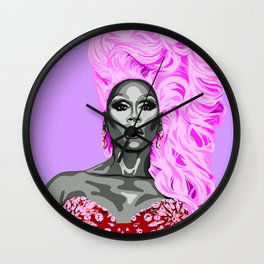 Call Me Mother Wall Clock