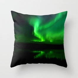 Northern Lights (Aurora Borealis) 16. Throw Pillow