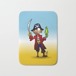 Pirate Bath Mat