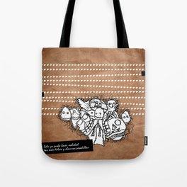 pesadillas Tote Bag
