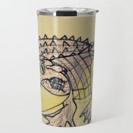 Grumpy Gator Travel Mug