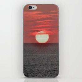 Fall upon us iPhone Skin